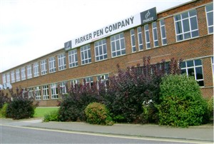 Photo:The Parker Pen factory 2008