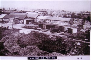 Photo:Valentine Pen Factory 1939