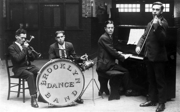 Photo:Brooklyn Dance Band