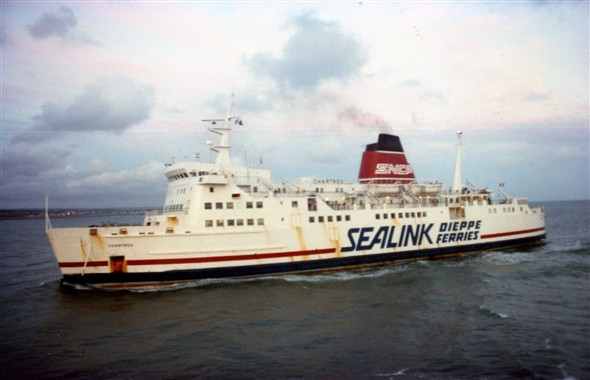 Photo: Illustrative image for the 'FERRIES' page