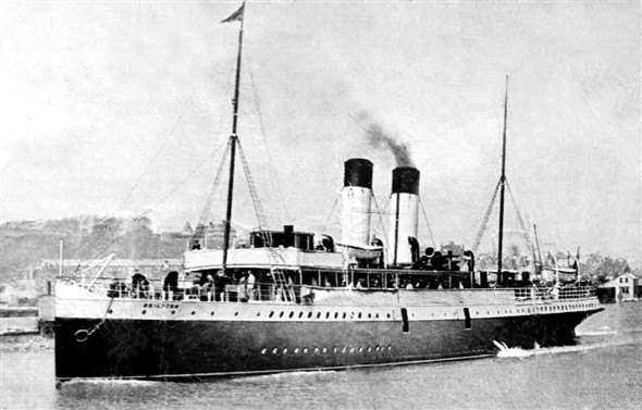 Photo:SS Brighton of LBSCR built 1903