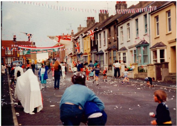 Photo:Royal Wedding street party (3)
