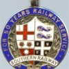 Page link: SOME UNUSUAL RAILWAY LAPEL BADGES