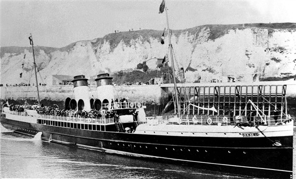 Photo:SS Tamise built 1893