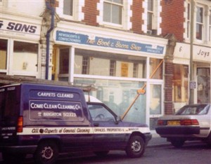 Photo:The Book & Bacca Shop - 1990