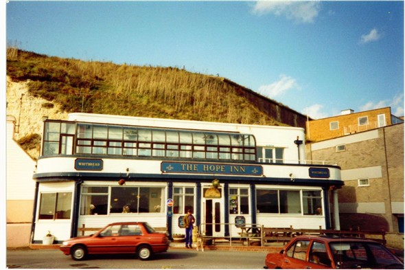 Photo:Hope Inn - 1990