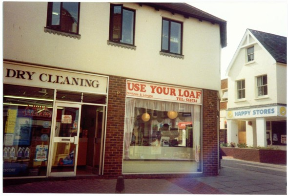 Photo:DRY CLEANING / USE YOUR LOAF - 1990