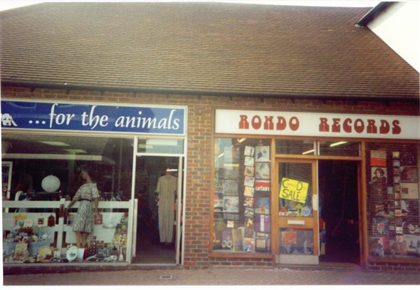 Photo:PDSA / RONDO RECORDS - 1990