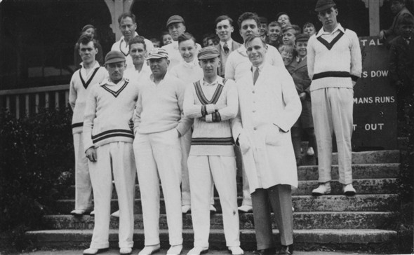 Photo:Newhaven 2nd XI - July 1936