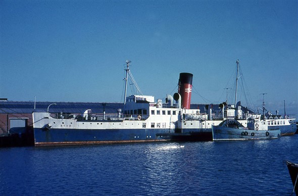 Photo:PS Ryde - built 1937 566 Gross Tons for Portsmouth - Ryde IOW service