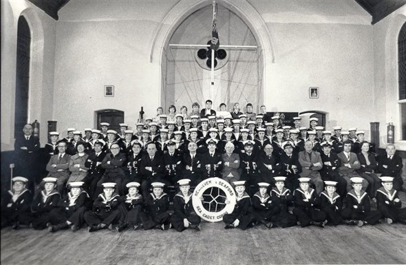 Photo: Illustrative image for the 'NEWHAVEN & SEAFORD SEA CADETS -- 1975' page