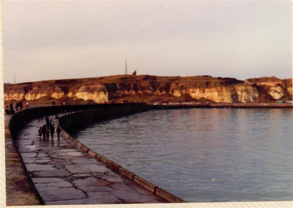 Photo:View looking north 1983