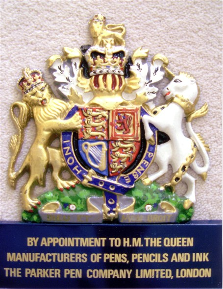Photo:The Royal Warrant