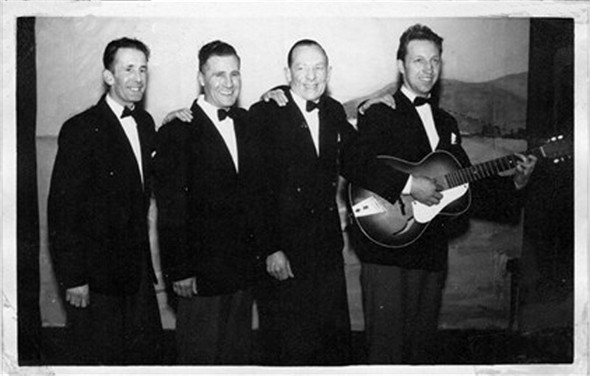 Photo:Band of the 1950's ?