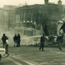 Photo:(8) - Arrows Fire 1976