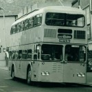 Photo:(11) - Bridge St bus 1961