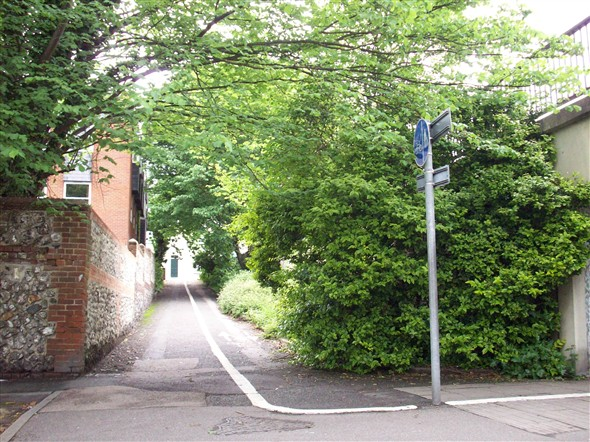 Photo:CHURCH ROAD - 2008