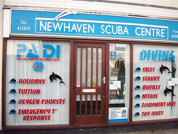 Photo:Scuba Club (Now at the Coral Building) - 2008