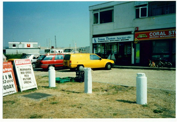 Photo:CORAL STORES 1995