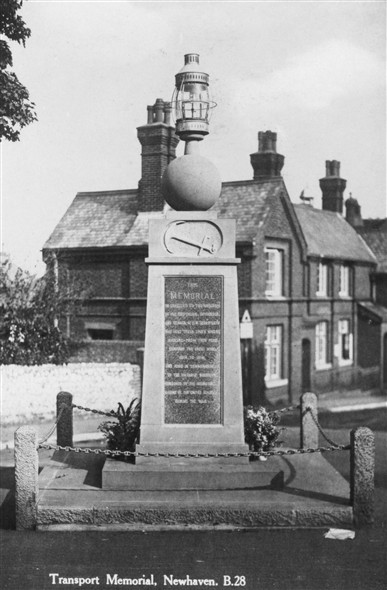 Photo:Transport memorial in Dacra Road - 1920
