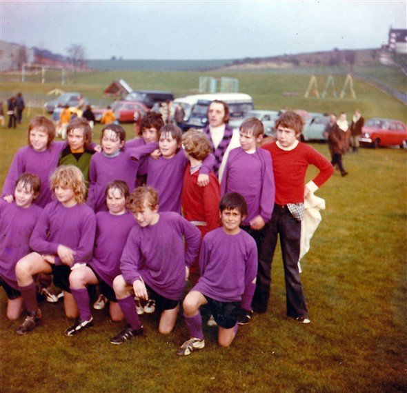 Photo:Newhaven Boys football team - 1973