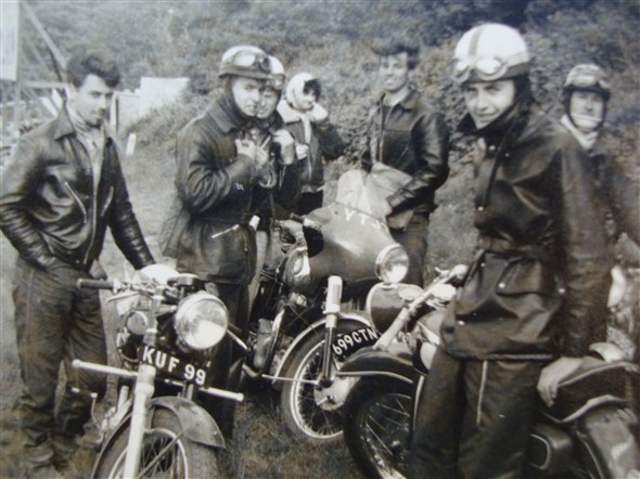 Photo: Illustrative image for the 'NEWHAVEN MOTOR CYCLE CLUB' page