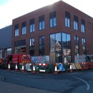 Photo: Illustrative image for the 'BUILDING THE NEW FIRE STATION' page