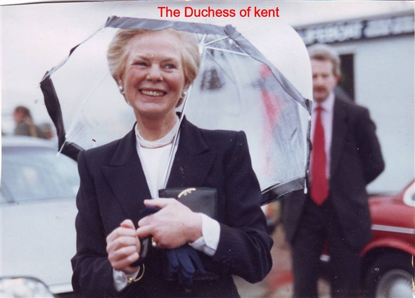 Photo: Illustrative image for the 'THE DUCHESS OF KENT' page