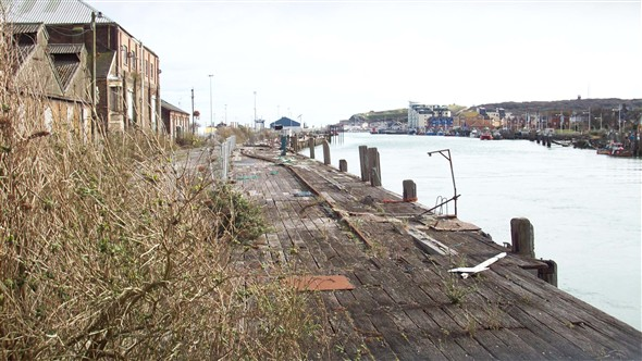 Photo:East Quay - 2008