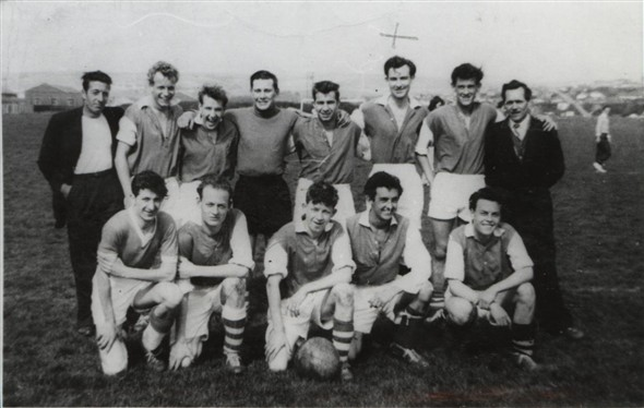 Photo:Eastside Rovers - 1958