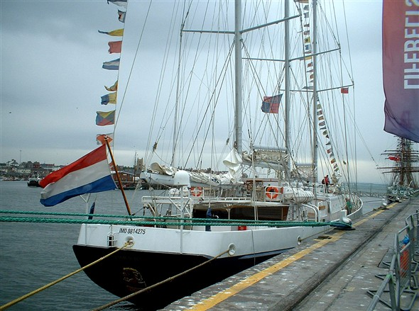 Photo:Eendracht at Hartlepool on 6th August 2010