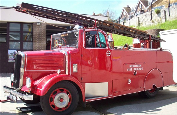 Photo:Newhaven Fire Engine