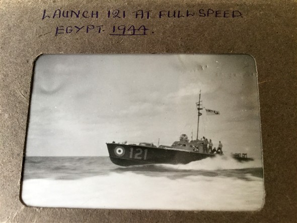 Photo:H.S.L. 121 at full speed.