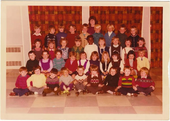 Photo:Grays Infants, 1st class