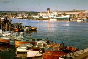 Photo:(28) - Harbour c1965