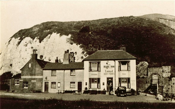 Photo:Hope Inn - c1930