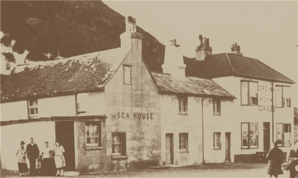 Photo:Hope Inn - c1920