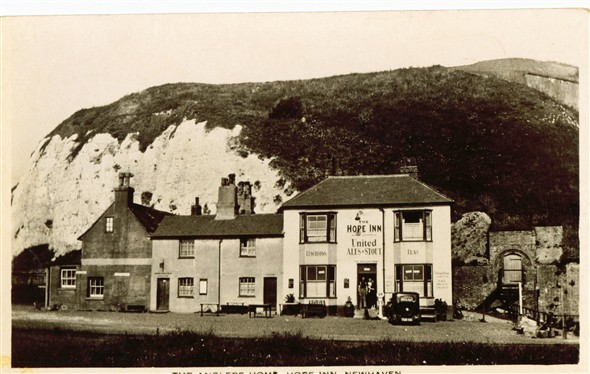Photo:Hope Inn - 1930