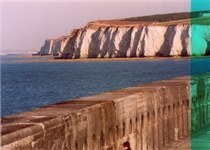 Photo: Illustrative image for the 'BREAKWATER TOWARDS CLIFFS' page