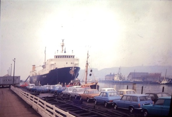 Photo: Illustrative image for the 'HARBOUR VIEWS FROM THE 1970s and 1980s' page