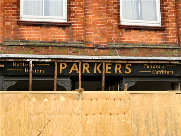 Photo:Parkers in Meeching Road