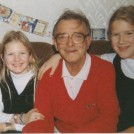 Photo:Christmas with grandad