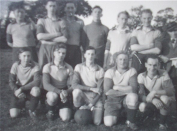 Photo:Football team - 1950's