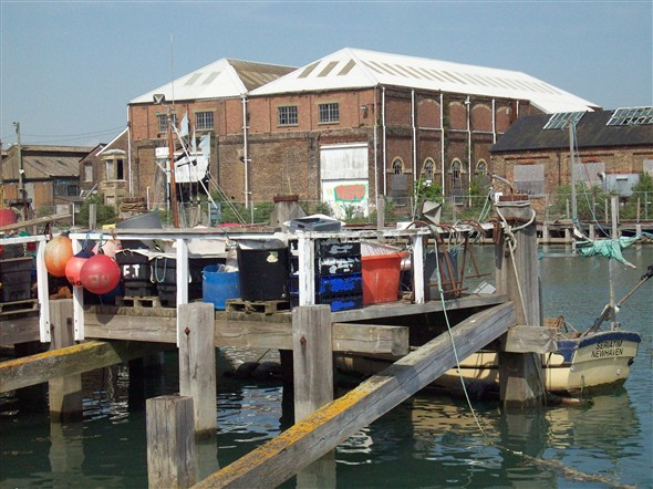 Photo:MARINE WORKSHOPS - 2008