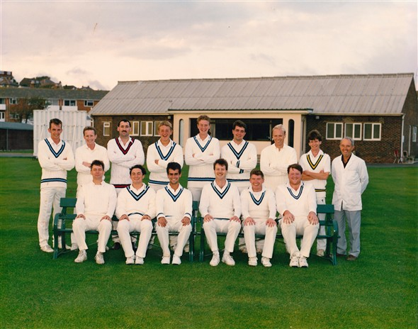Photo:Newhaven Cricket team 1992
