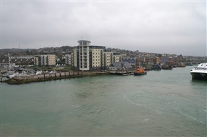 Photo:Newhaven Harbour 1st November 2008