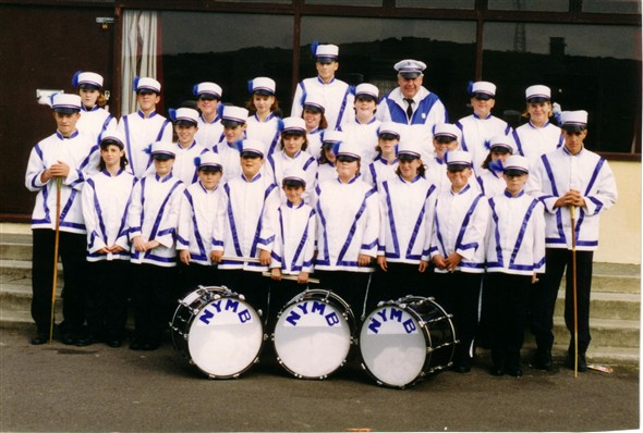 Photo:NYMB in 1995 taken at the Recreation Ground Fort Road.