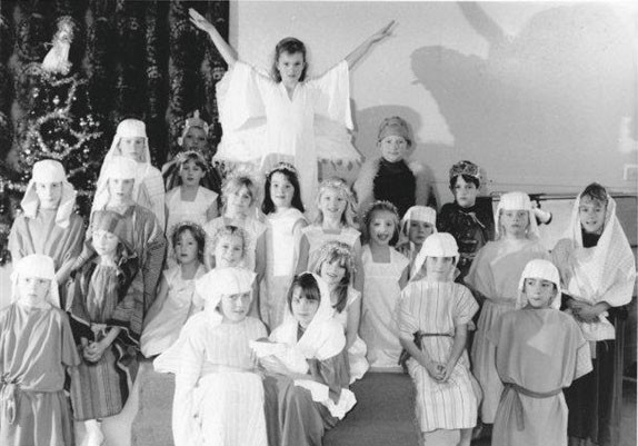 Photo: Illustrative image for the 'SOUTHDOWN SCHOOL NATIVITY 1991' page