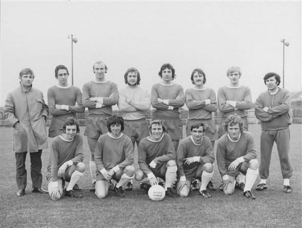 Photo:Newhaven Football Team - c1971