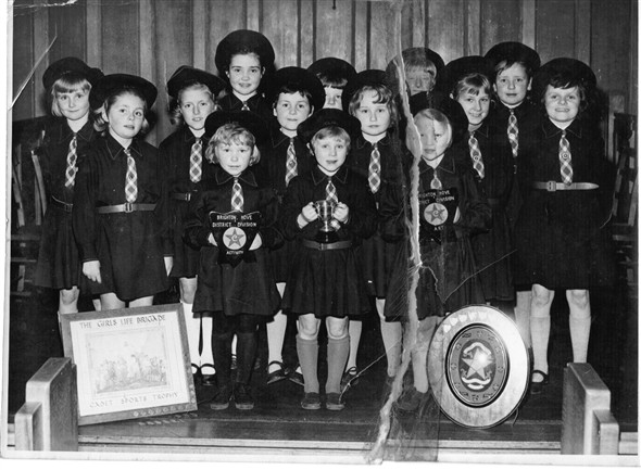 Photo: Illustrative image for the 'NEWHAVEN GIRLS BRIGADE' page